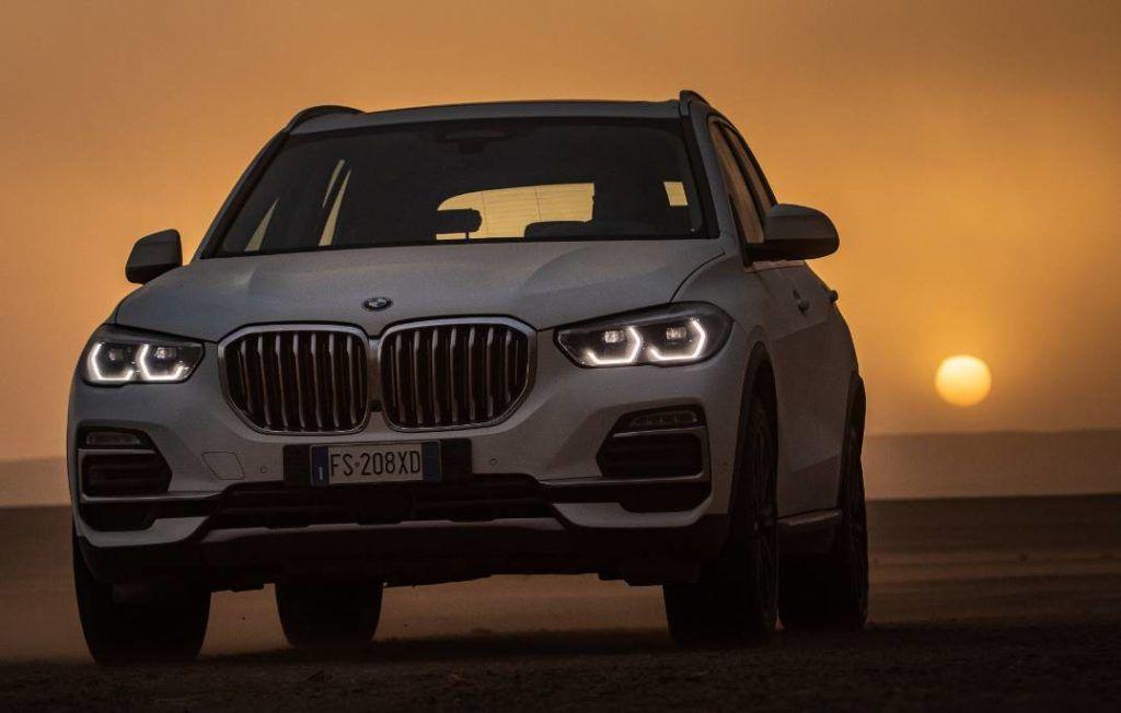 BMW x5 2020