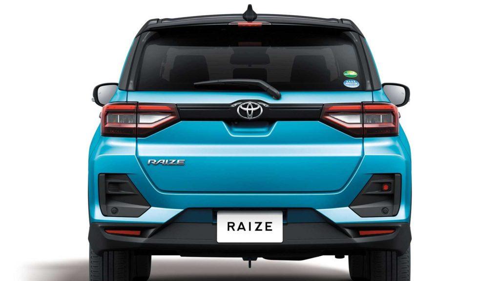 Conheca O Toyota Raize Futuro Suv Nacional Mundo Do Automovel Para Pcd