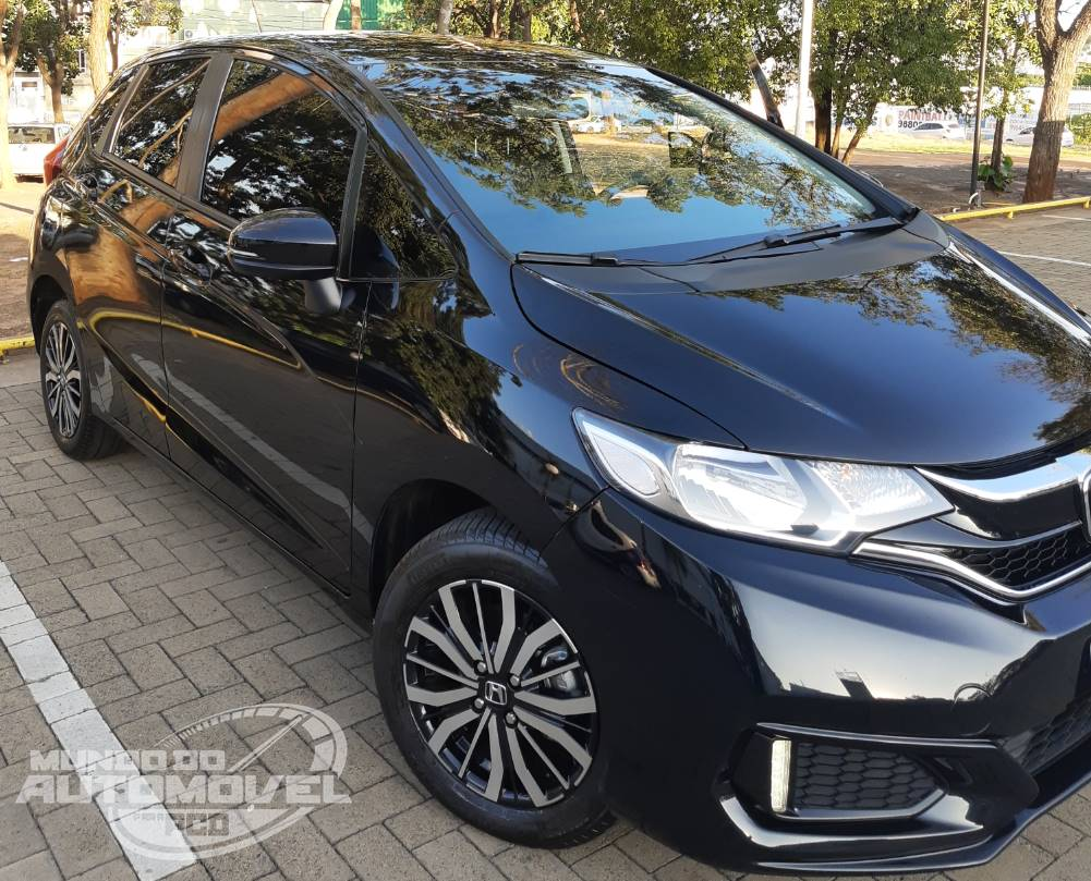 Opinião do dono: Honda Fit Personal 2019