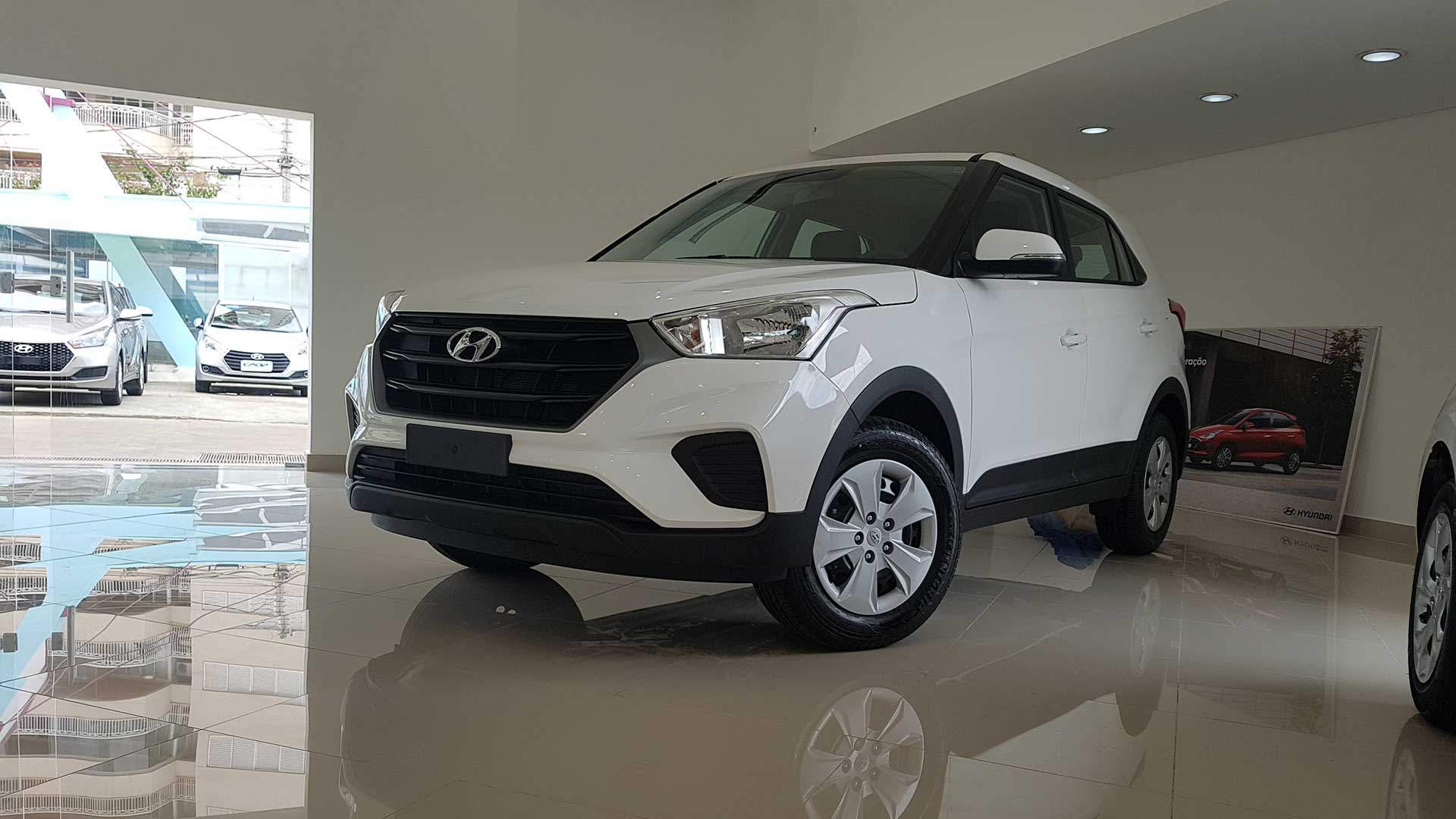 Hyundai Creta PcD 2021 (Attitude): fotos, preço, equipamentos e mais | Mundo do Automóvel para PCD