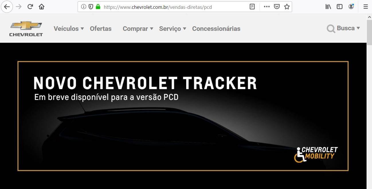 Novo Tracker PcD ganha teaser