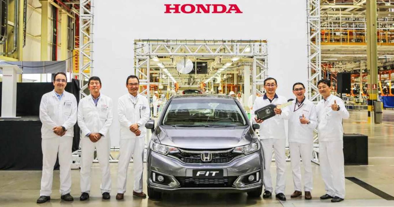 Honda suspenderá produção a partir de 25 de março