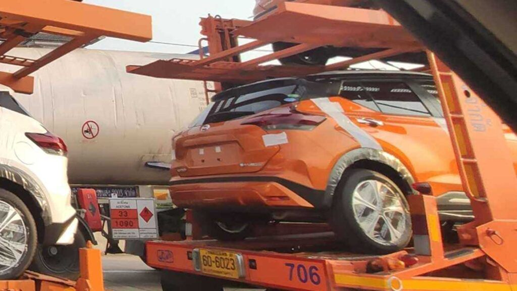 Nissan Kicks 2021 Novo Flagra Mostra Mais Detalhes Do Suv Mundo Do Automovel Para Pcd