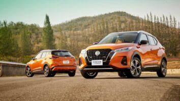 Novo Nissan Kicks 2021 é apresentado na Tailândia