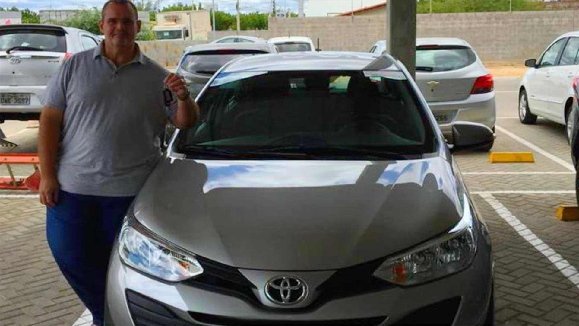 Opinião do dono: Toyota Yaris sedan XL