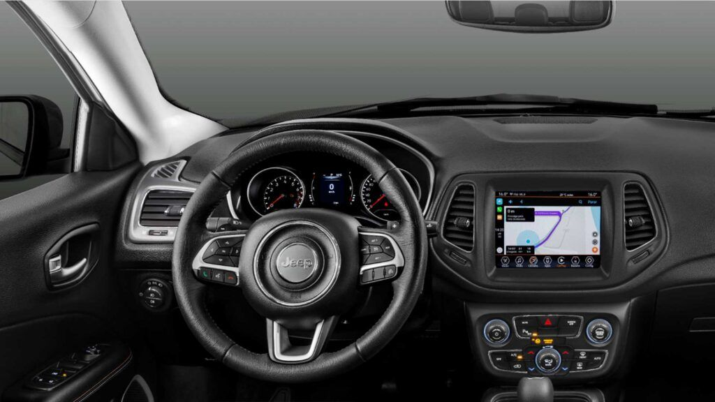 Jeep Compass Longitude 2 0 Diesel 4x4 2020 Preco Fotos