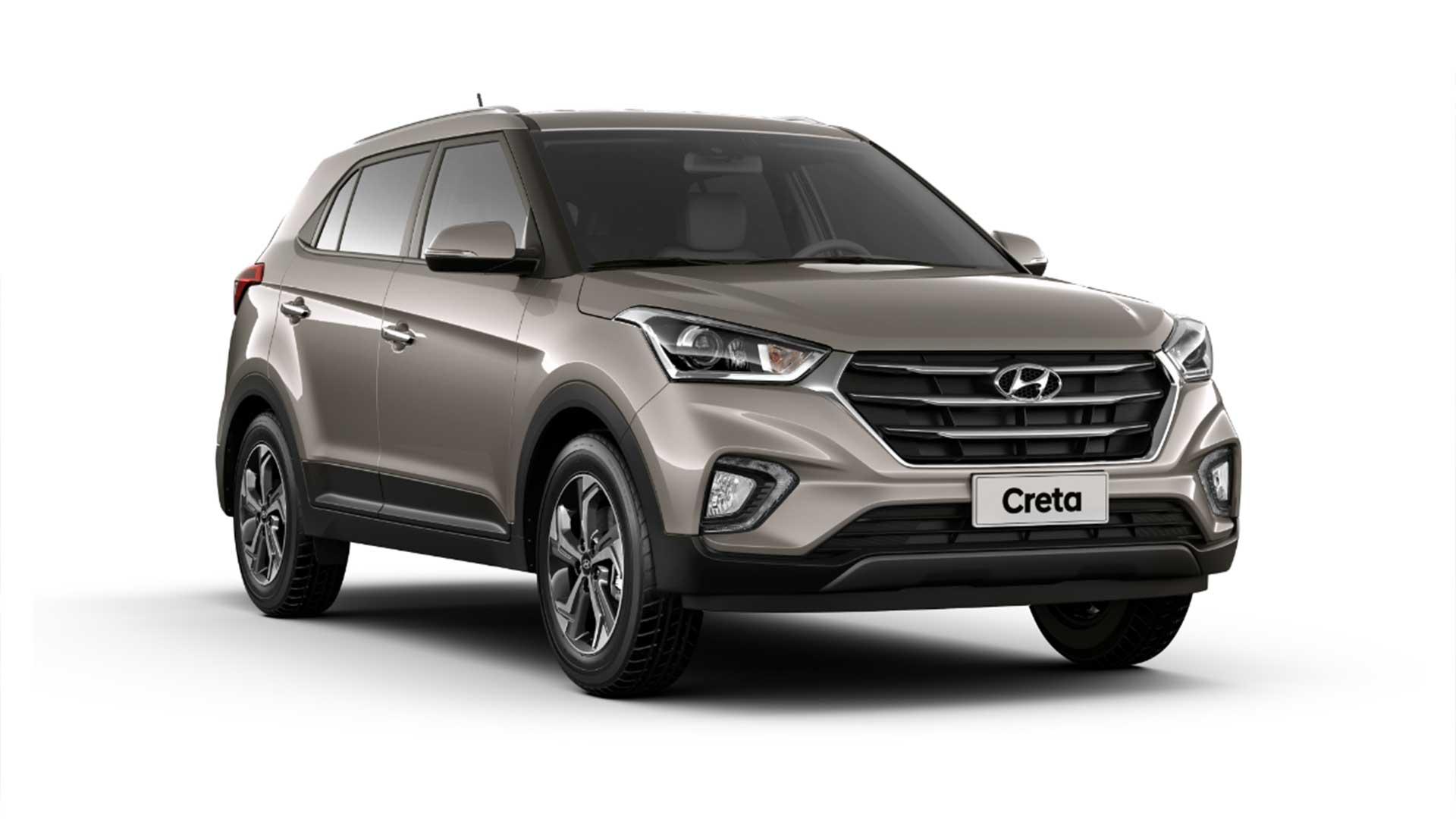 Hyundai Creta ganha versão Limited por R$ 99.990 – Mundo do Automóvel para PCD