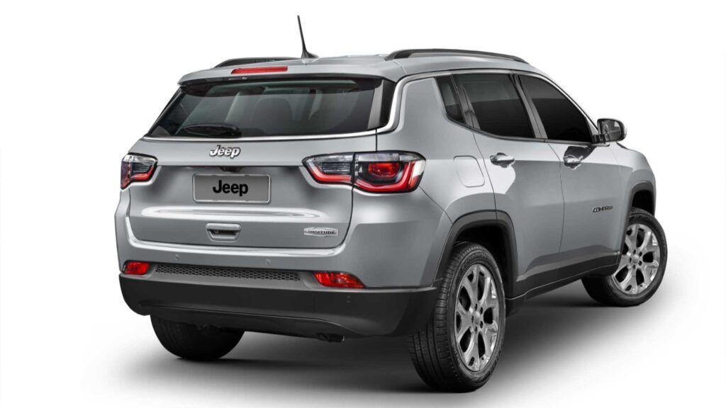 Jeep Compass Chega A Linha 2021 A Partir De R 126 290 Mundo Do Automovel Para Pcd