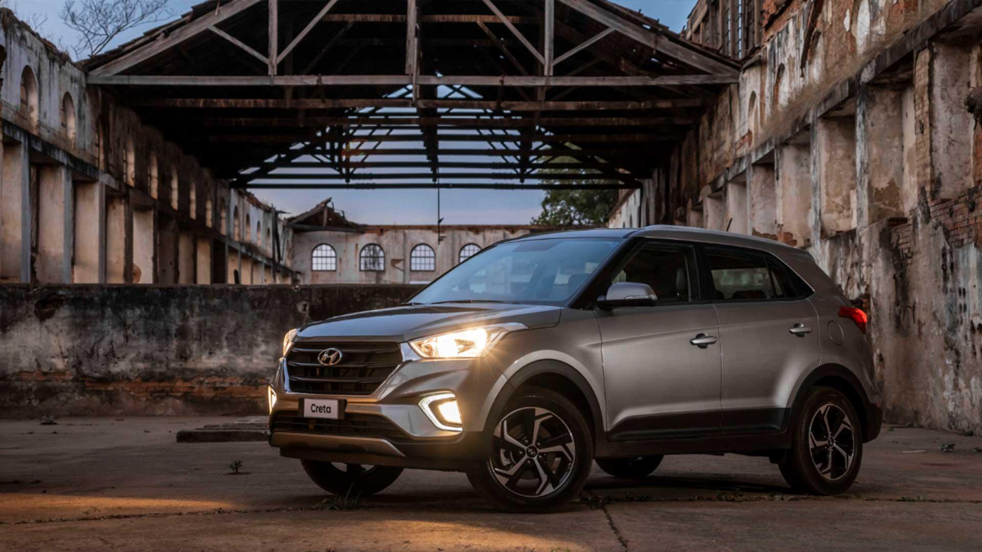 Creta Smart Plus é a nova versão do SUV compacto da Hyundai