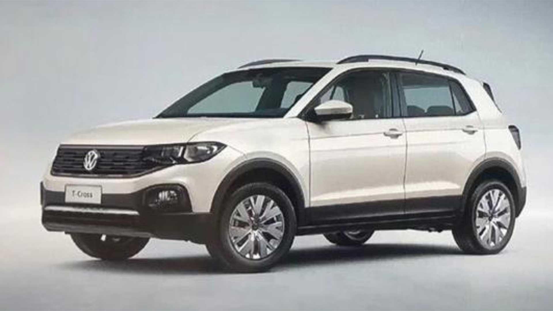 VW T-Cross Sense tem abrupta queda de vendas em setembro