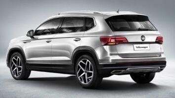 Projeção: VW Taos