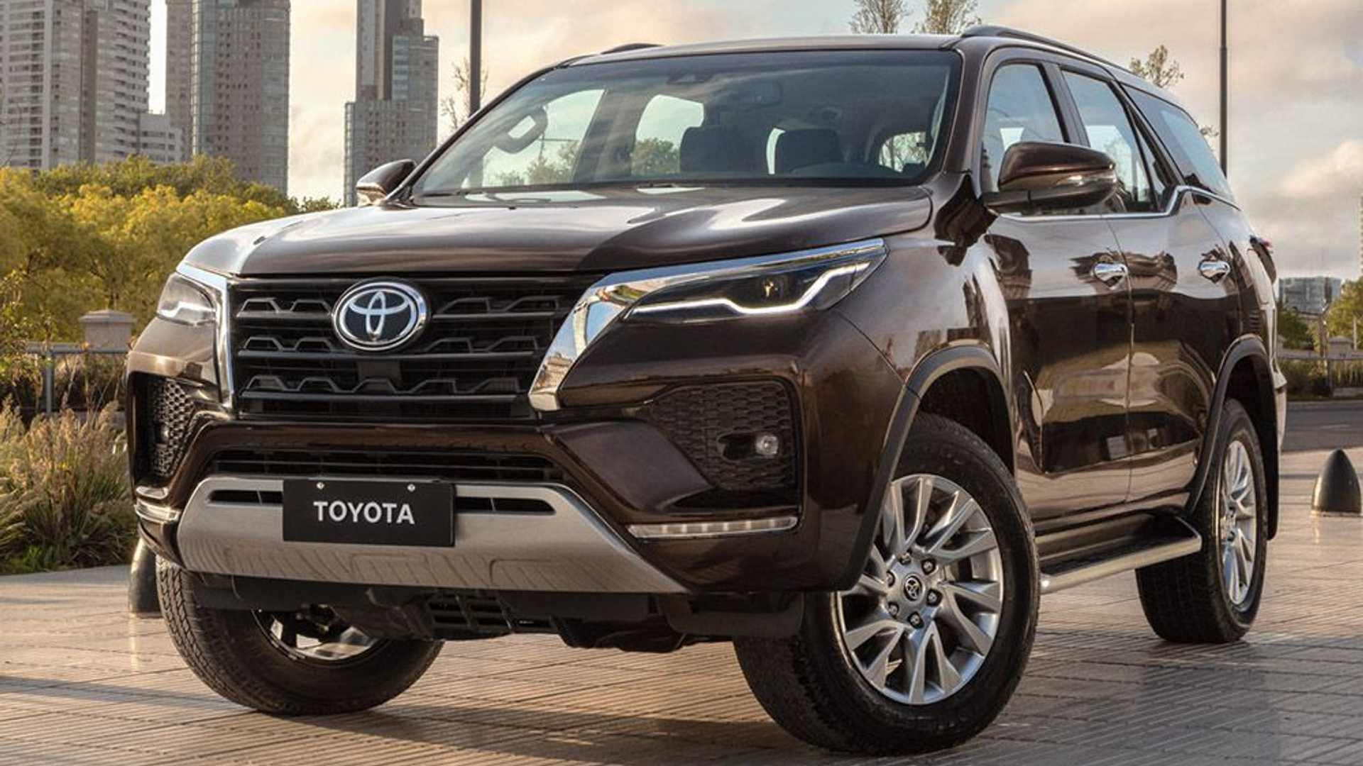 Toyota Sw4 2021 Recebe O Primeiro Aumento Apos O Lancamento Mundo Do Automovel Para Pcd