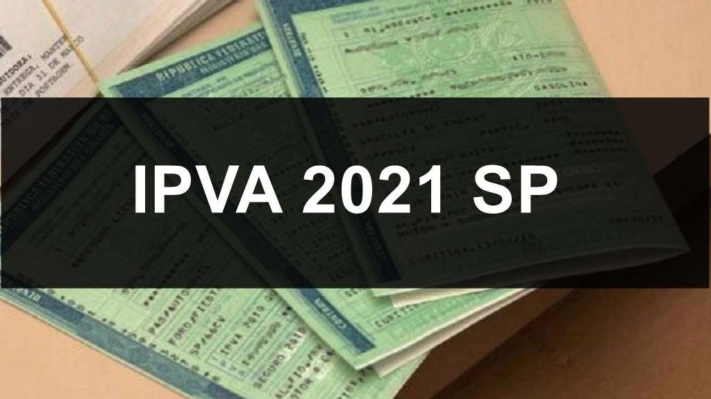 IPVA e licenciamento 2021 podem ser consultados via APP do Poupatempo