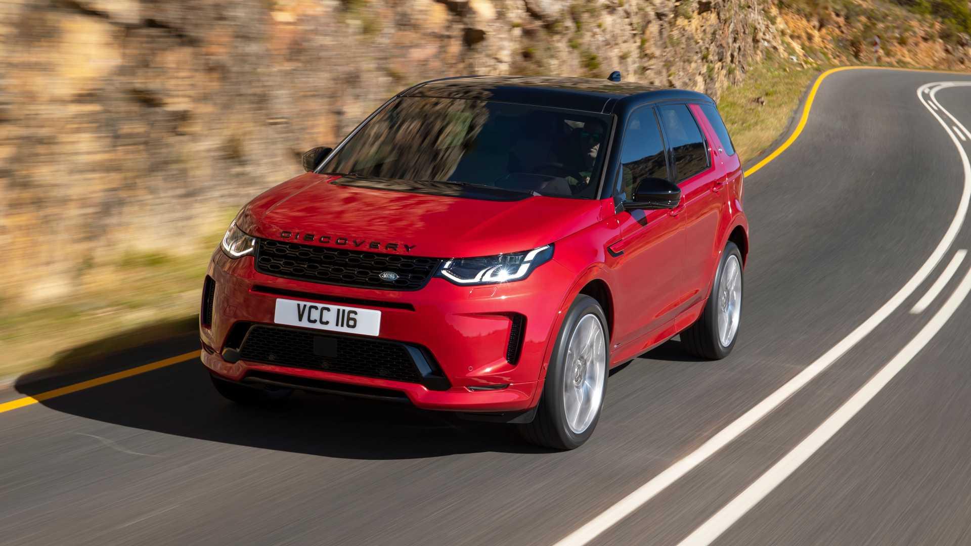 Land Rover Discovery Sport chega em sua linha 2021