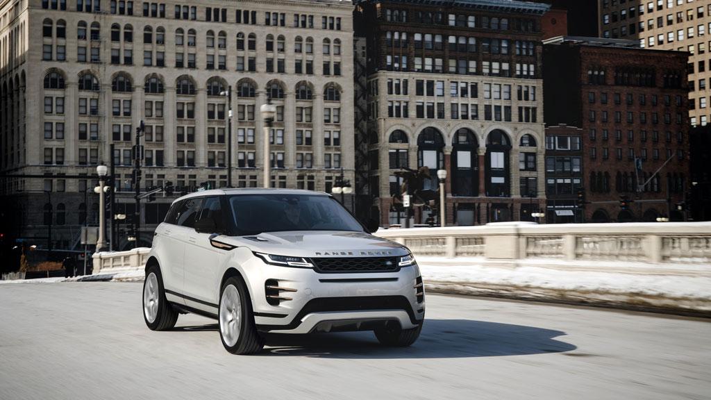 Linha 2021 da Range Rover Evoque é lançada