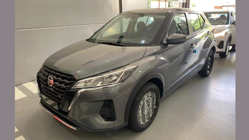 Novo Nissan Kicks PcD (Active) 2022