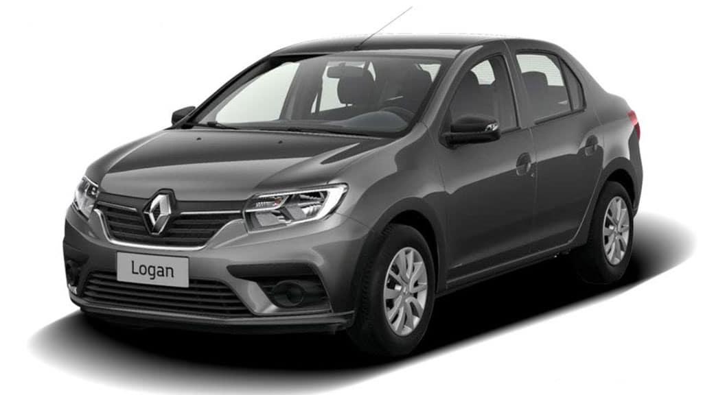 Renault Logan Life 1.0 2022