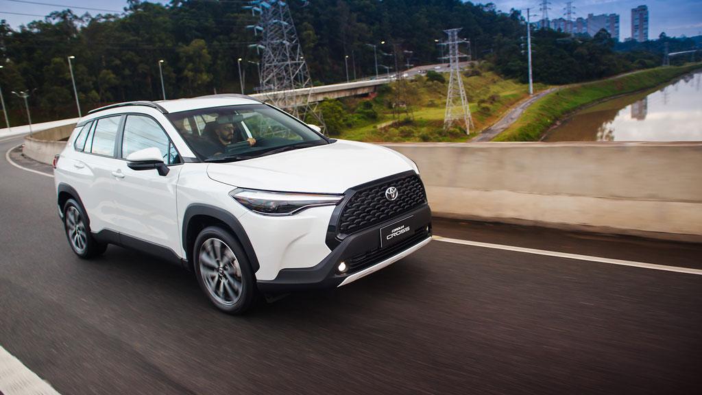 Toyota Corolla Cross XRE Flex 2022
