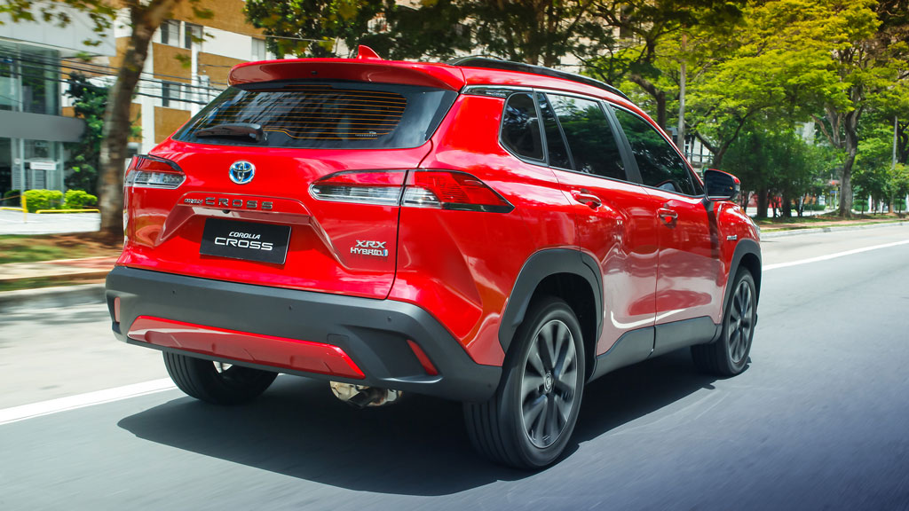 Toyota Corolla Cross XRX Híbrido 2022
