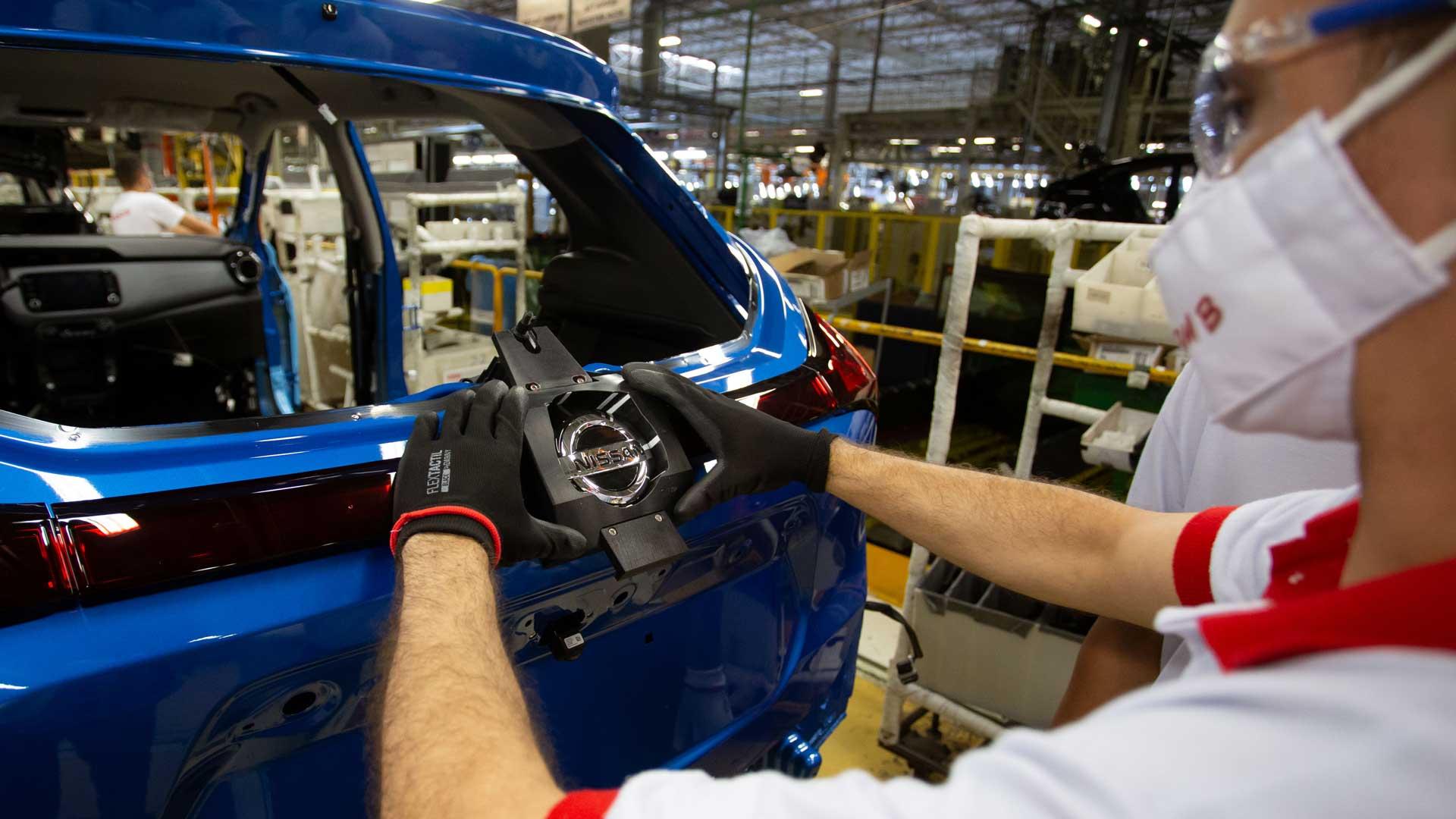 Fábrica do Nissan Kicks ganhará novo turno e 578 novos funcionários