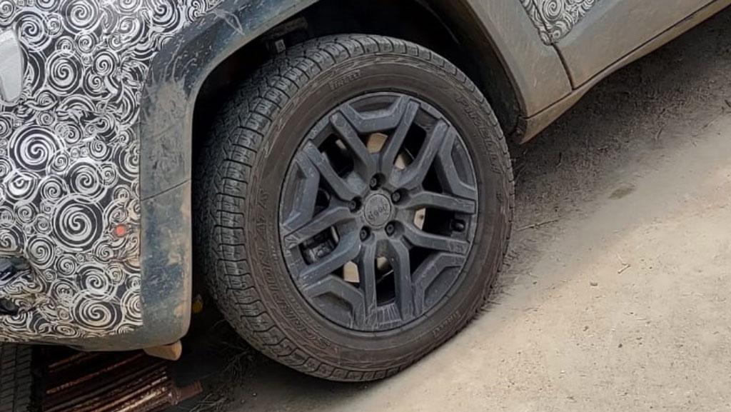 Flagra do Jeep Renegade 2022