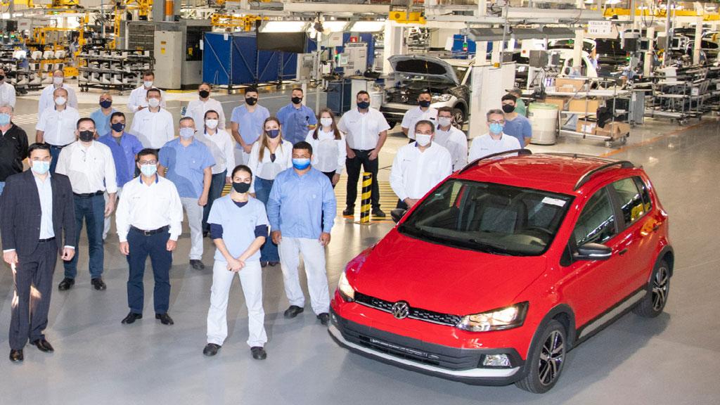Volkswagen Fox sai de linha no Brasil